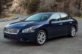 used 2014 nissan maxima sedan pricing for sale edmunds