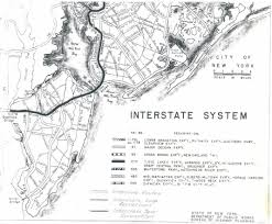 Jfk Map How Would Interstate 78 Have Run Through New York City