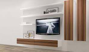 Interior Design For Tv Unit 21 Floating Media Center Designs For Clutter Free Living Room