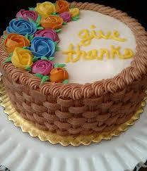 thanksgiving cake decorating photos