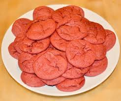 easy cake mix valentine cookies
