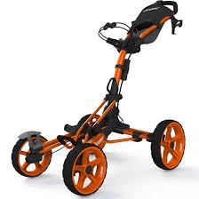 clicgear 8 0 four wheel push cart u0027s for sale golfdiscount com