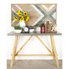 natural wood console table rectangular natural wood console table console table cherry
