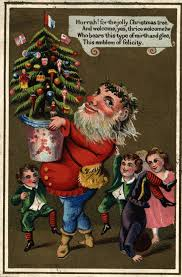 the eye opening and creepy christmas cards loved by the victorians