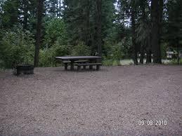 kootenai national forest big eddy campground