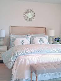 new bedding in the master 11 magnolia lane