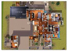 hgtv dream home 2010 floor plan dream home floor plans ideas 2 single homes 3d modern house 4