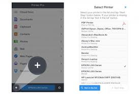 print driving directions from iphone how to print from your iphone like a pro readdle