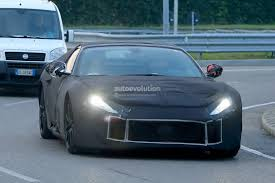 ferrari coupe rear 2018 ferrari f12 m spied in maranello expect rear wheel steer