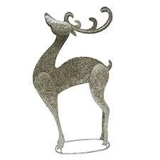 Christmas Deer Decorations by Large Reindeer Christmas Decorations U2013 Decoration Image Idea