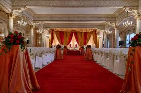 wedding venues spokane yashma wade davenport hotel spokane indian wedding emily