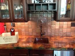 copper kitchen backsplash copper kitchen backsplash tiles kitchen room magnificent copper