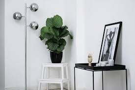 Hay Side Table All White Minimalist Monochrome Interior Inspiration With Hay Design