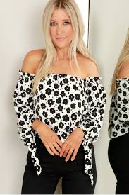 the shoulder black blouse the shoulder tops and dresses shirts and trey