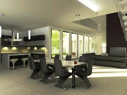 Interior Dining Room Design Modern Dining Room Contemporary Style The Holland