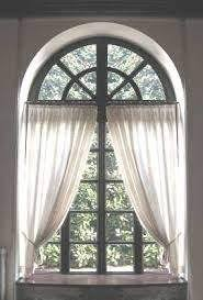 What Is A Curtain What Does This Sentence Mean There Is A Window With A Curtain