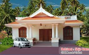 home design with budget 1155 square feet low budget kerala home design with plan home
