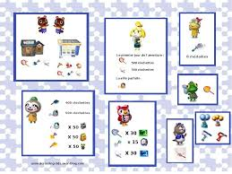 meuble canne a peche les outils animal crossing new leaf