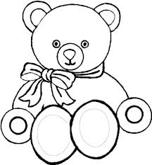 15 teddy bears colourung images coloring books