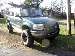 2000 ford explorer lift for sale lifted ford explorer 1996 central ct 1 2 2012