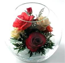fish bowl centerpieces glass bowl centerpieces glass bowl w flowers or candle centerpiece