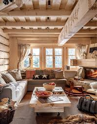 cabin living room decor new in trend rustic decorating ideas home