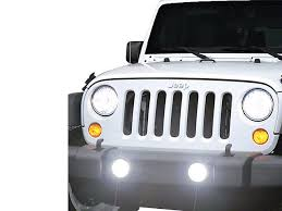 Led Fog Light Piaa Wrangler Lp530 3 5 In Led Fog Lights 5330 10 17 Wrangler Jk