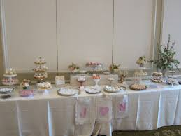 Table Scapes Bridal Shower Sweet Tablescapes