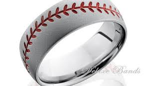 baseball wedding band 7 ways on how to get the most from this mens baseball