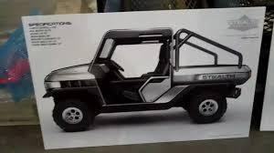 96 volt stealth high perfomance 4x4 truck lsv golf cart youtube