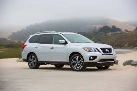 pathfinder nissan 2003 2018 nissan pathfinder gas mileage the car connection