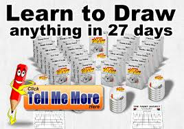 learn to draw online step by step drawing lessons by dennis and