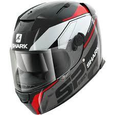shark speed r sauer helmet sportbike track gear