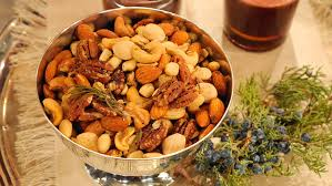 brown butter nut mix with rosemary and thyme recipe