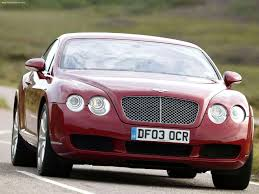 bentley sports car rear 3dtuning of bentley continental gt coupe 2003 3dtuning com