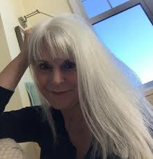 platinum hairstyles for older women 30 best hair images on pinterest grey hair going gray and hair
