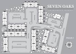 site plan seven oaks odenton md apartments