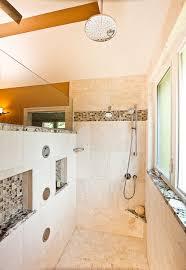 Open Showers No Doors Shower Best Shower No Doors Ideas On Pinterest Open Small
