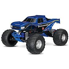 amazon traxxas skully 1 10 scale monster truck tq 2 4ghz
