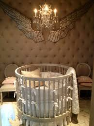 round baby crib  kids furniture ideas with minimalist white round baby crib advantages of a round baby crib bedroom from kidsfurniturenmorecom