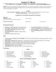 Mechanical Production Engineer Resume Post Production Engineer Sample Resume 19 Nardellidesign Com