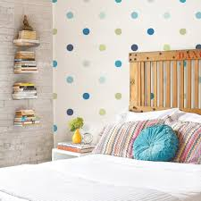 Gold Polka Dot Bedding Bedroom Decor Colorful Polka Dot Bedding Metallic Gold Wall