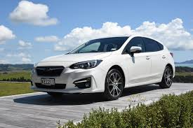 2016 subaru impreza hatchback subaru impreza wins car of the year japan 2017 news driven