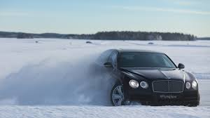 bentley snow bentley bentayga to become part of the company u0027s power on ice event