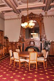 Mansion Dining Room by Dining Room The Lockwood Mathews Mansion Museum