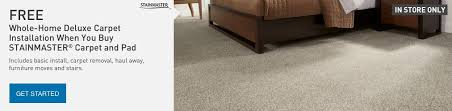 Free Estimate Carpet Installation by Carpet Installation From Lowe S