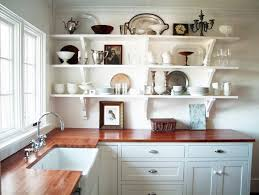 kitchens with open shelving ideas small kitchen open shelving in kitchen ideas small kitchen