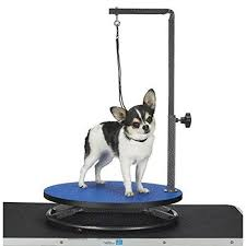 dog grooming tables for small dogs dog grooming table arm small pet rubber tabletop adjustable trimming