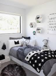 chambre fille noir et blanc luxe chambre enfant noir et blanc idées de décoration