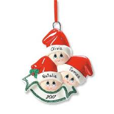 Personalised Christmas Ornaments - personalized christmas ornaments lillian vernon